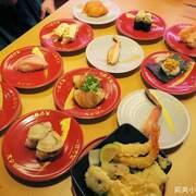 [美食] 台北壽司郎 Sushiro之日本近500家分店的人氣平價迴轉壽司來台灣展店