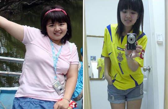 75KG→51KG:減肥是一時的,Fitness是一輩子的