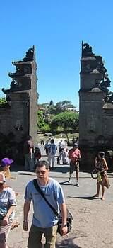 海神廟。景點走透透