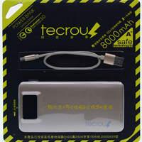 tecrous特客樂事QC3.0雙向快充行動電源簡介及測試