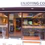 enjoyingcoffee