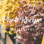 Photo Recipe